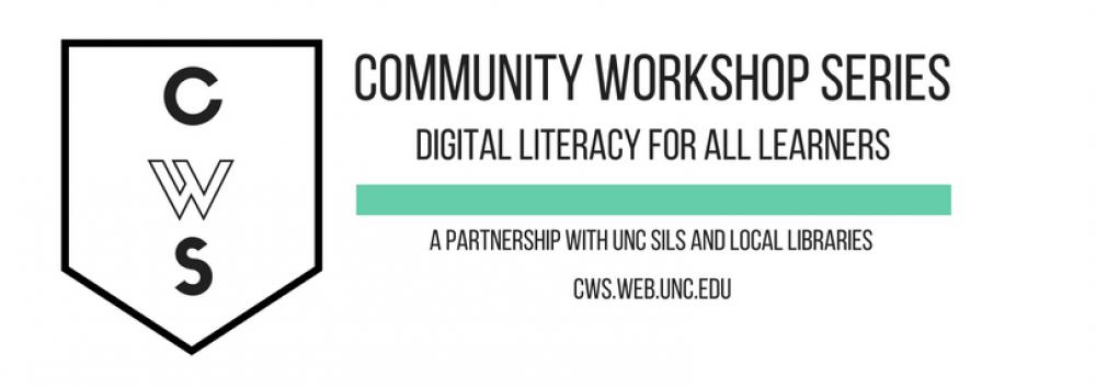 Community Workshop Series