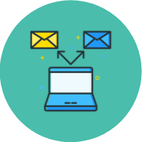 Email basics class icon