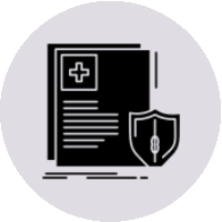 Evaluating Health Information online class icon