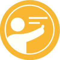 Service learning icon